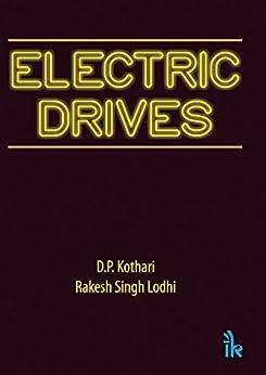 Electric Drives by [D.P. Kothari Rakesh Singh Lodhi]