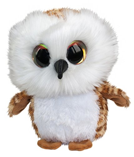 "Owl Uggla Plush - Lumo Stars 55002 - 15cm 6"""