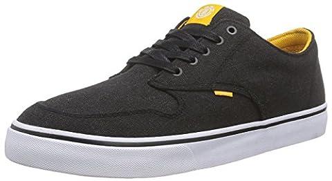 Element TOPAZ C3 B, Herren Sneakers, Schwarz (BLACK RADIANT 4072), 45 EU