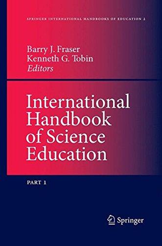 International Handbook of Science Education (Springer International Handbooks of Education)
