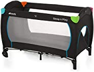 Hauck Sleep'N Play Go Plus, Travel Bed, 0M+ to 15 kg - Multicolor B