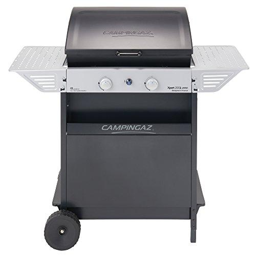 Campingaz Barbecue à gaz Xpert 200 L Vario, Barbecue Compact 2 brûleurs, Puissance 7.1kW, Grille...