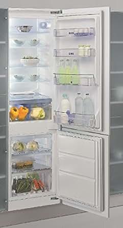Whirlpool ART 487/A Réfrigérateur 1 porte intégrable 263L Classe: A Blanc