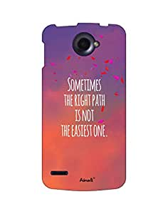AANADI - Hard Back Case Cover for Lenovo S920 - Superior Matte Finish - HD Printed Cases and Covers