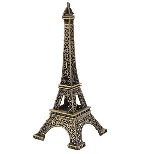 Vintage Style France Paris Eiffel Tower Statue Model Ornament 13cm 5 Inch Height