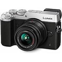 Panasonic Lumix DMC-GX8KEB-S Compact System Camera (20.3 MP, 14-42 mm Lens) - Silver
