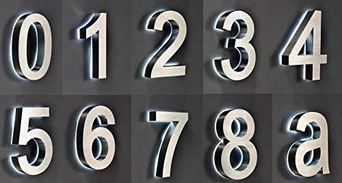 Designer Briefkasten / Mailbox / Modell 333 Edelstahl 18/0 mit Schutzlackierung und Zeitungsfach / NUR 1 x VERSANDKOSTEN FÜR ALLE BESTELLUNGEN ZUSAMMEN !!! - 6