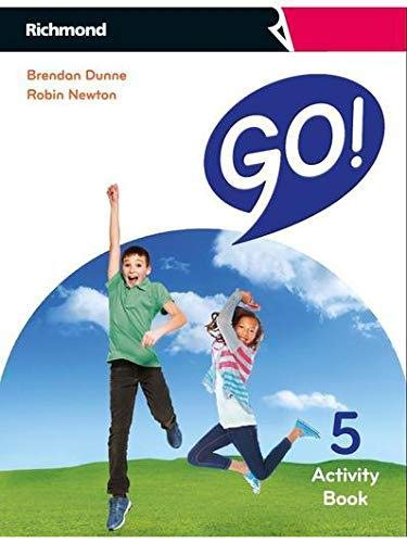 GO! 5 ACTIVITY PACK