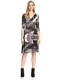 Custo Dress - drapeado Mujer