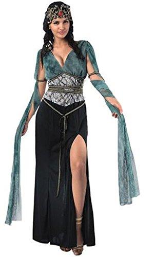 Imagen de disfraz de medusa mujer