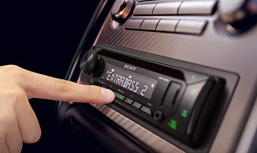 Sony cdxg u autoradio con cd ingresso aux e usb android music