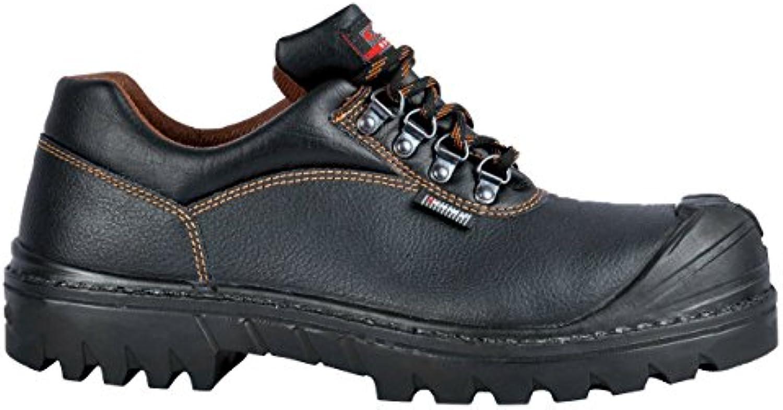 Cofra 26420 – 001.w46 Siberut UK S3 HRO SRC – zapatos de seguridad talla 46 NEGRO