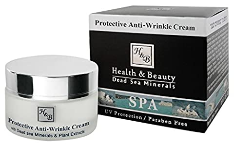 Health & Beauty - Protective Anti Wrinkle Cream for Man SPF-15