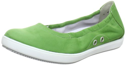 Semler Cris C7056040083, Ballerine donna Verde (Grün (apfel 083))