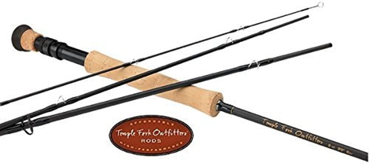Temple Fork Outfitters Professional Series II Fly Rods Model: TF TF TF 09 90 4 P2 (9' 0, 4 pc., 9 wt.) by Temple Fork...B0155R8NMYParent | De Qualité Constante  93e8f1