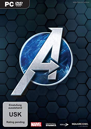 Marvel\'s Avengers - Standard Edition - [PC]