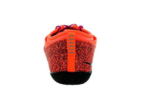 Nike free, 1 cross bionic 2, Scarpe da ginnastica, scarpe da corsa, 718841 hyper orange black purple 801