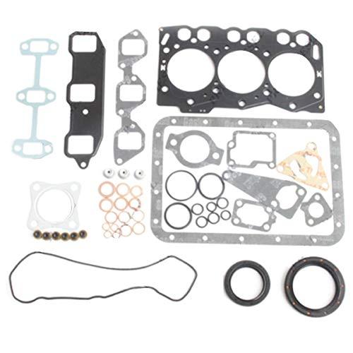 3TNE68 3D68E Motordichtungssatz - SinocMP Baggerteile für Komatsu Mini Bagger Radlader Yanmar Motor, 3 Monate Garantie