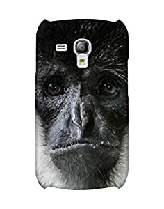 Mobifry Back case cover for Samsung I8200 Galaxy S III mini Mobile