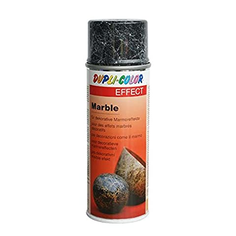 Duplicolor 652776 Marble Spray, Blanc, 200 ml
