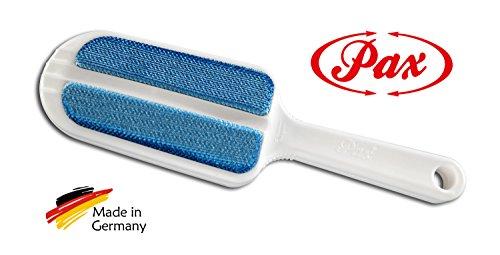 Pax Fussel Bürste Tierhaarentferner Sonderedition weiß (weiß/blau)