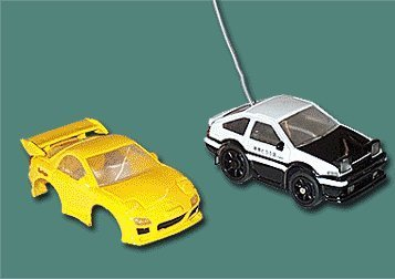 Tomica bit over-charge initial G D set (japan import)