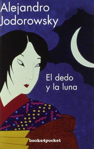 Portada del libro El dedo y la luna (Books4pocket)