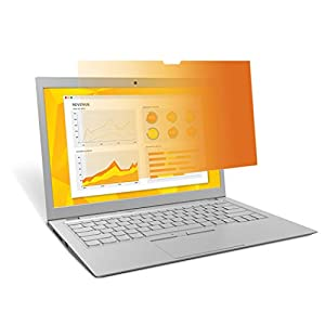"3M Gold Privacy Filter for 12.5"" Widescreen Laptop"