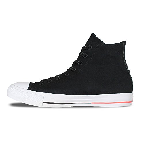 Converse Chuck 153792C Sneaker High black/white/lava black/white/lava