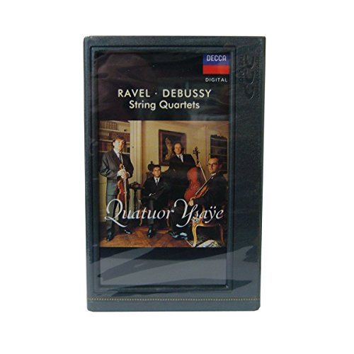 DCC Tape/Cassette - Debussy: String Quartets - Brand New Factory Sealed! (Philips Cassette Tape)
