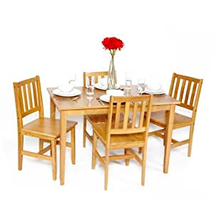 Bistro cafe dining kitchen tables chair set: Amazon.co.uk