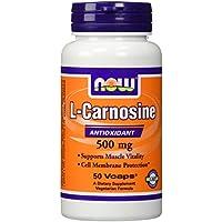 NOW Foods L-Carnosine 500mg, 50