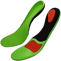 ZPSPZ Einlegesohle Witz - Einlage Arch Support Erwachsene Männer Und Frauen Horizontale Arch - Pad,Grüne,46 preisvergleich bei billige-tabletten.eu