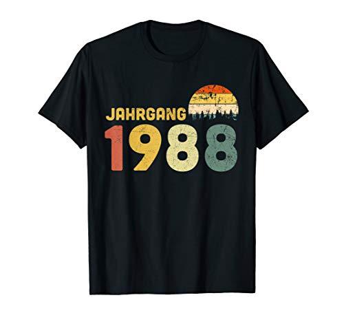 31 Audio (Jahrgang Audio Kassette 1988 31. Geburtstag T-shirt)
