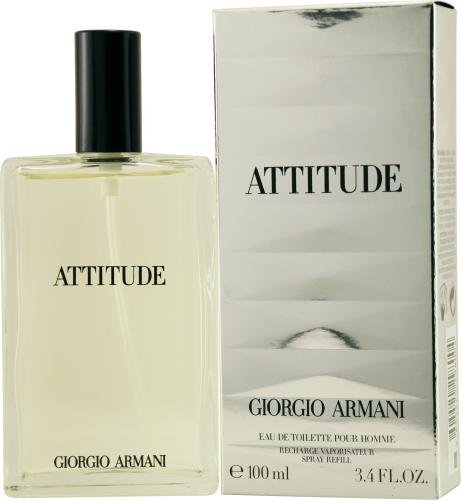 Armani Attitude 100ml EDT Spray Refill