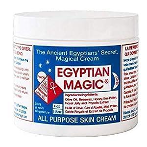 Egyptian Magic All Purpose Skin Cream, 118 ml Regular Jar + 59ml Travel Jar by Egyptian Magic