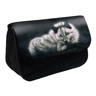 Youdesign - Trousse à Crayons/ Maquillage loup ref 341 - Ref: 341