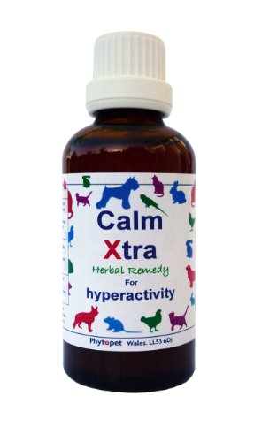 Phytopet Calm Xtra, Pet Cat Dog Anxiety Stress Relief, 30ml