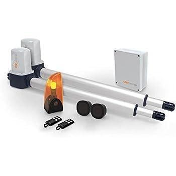 extel vera kit de motorisation pour portail vantaux ajour bricolage. Black Bedroom Furniture Sets. Home Design Ideas
