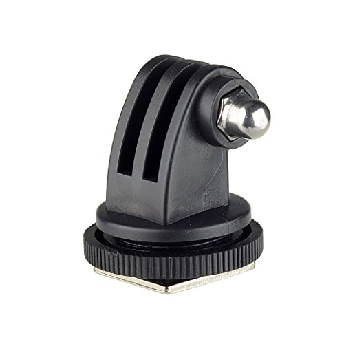 DSLRKIT DSLR Hotshoe Mount Adapter For GoPro HERO