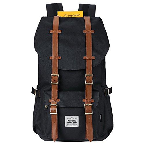 Imagen de fafada unisex  causal hombres la sara  saco de viaje la bolsa de ordenador negro