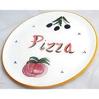 Plat de Pizza