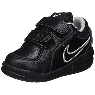 Nike Pico 4 (TDV) 454501-014 Baby - Jungen Lauflernschuhe Sneaker, Black (Black 001), 22 EU