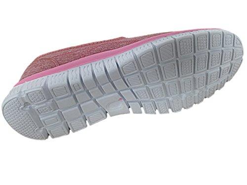 Foster Footwear , Baskets mode pour femme Rose