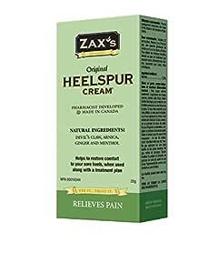 Zax's Original Heelspur Cream