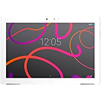 BQ Aquaris M10 - Tablet de 10.1''(HD , WiFi, 2 GB de RAM, 16 GB de Memoria Interna, Android 5.1 Lollipop), Color Blanco