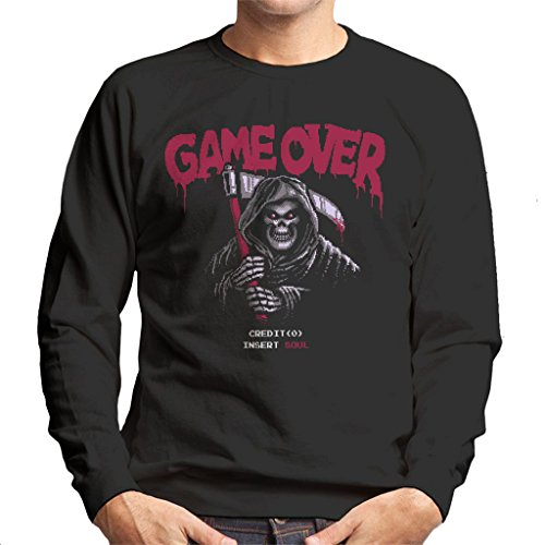 r 8 Bit Shirt Men's Sweatshirt ()