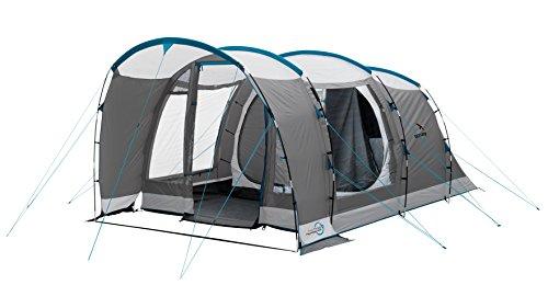 Easy Camp Zelt Palmdale 400, Grau/Weiss, One Size, 120206