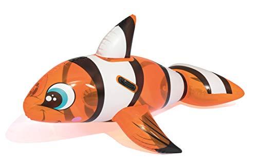 Bestway Schwimmtier Clownfisch, ab 3 Jahren, 157 x 94 ()