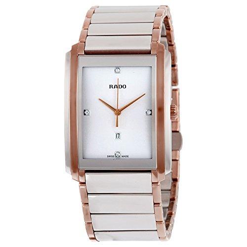 Rado Homme Integral Swiss montre à 32mm à quartz R20952713